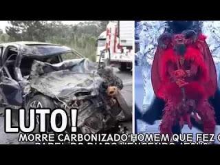 carnaval de brasil diablo muere